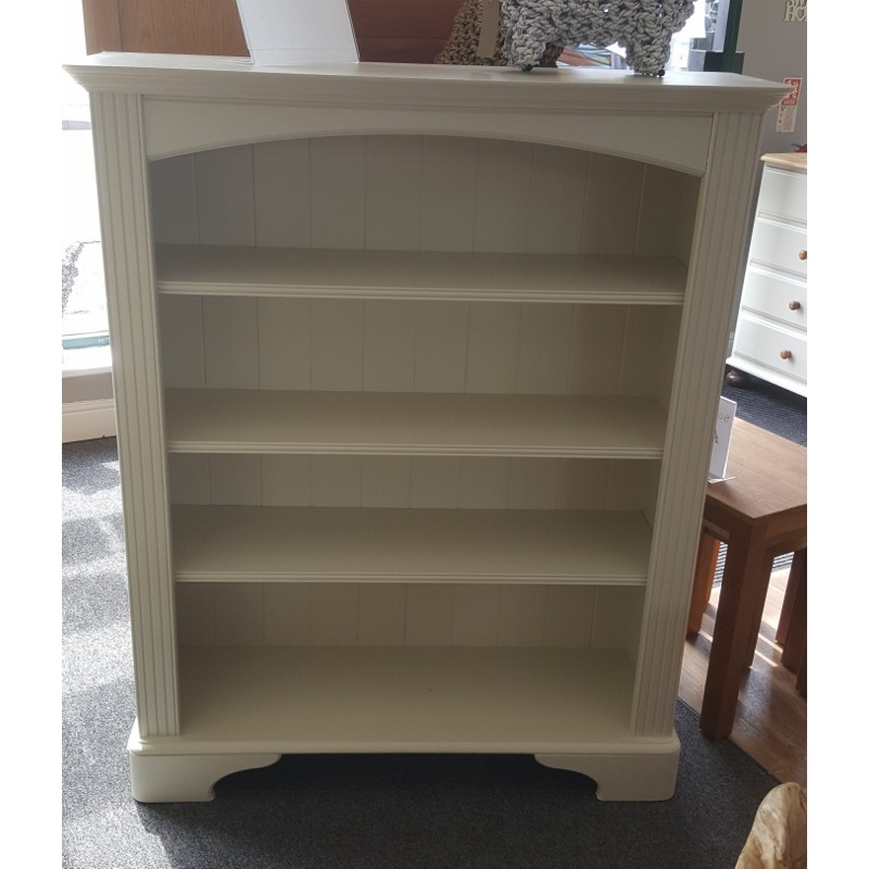Ducal Pine Low Bookcase